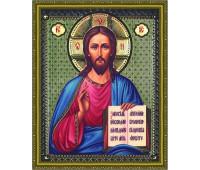 Иисус Христос 40х50 - АЛМАЗНАЯ МОЗАИКА