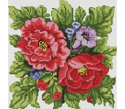 Цветы 30х30