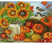 Осенний урожай - 40х50 - АЛМАЗНАЯ МОЗАИКА